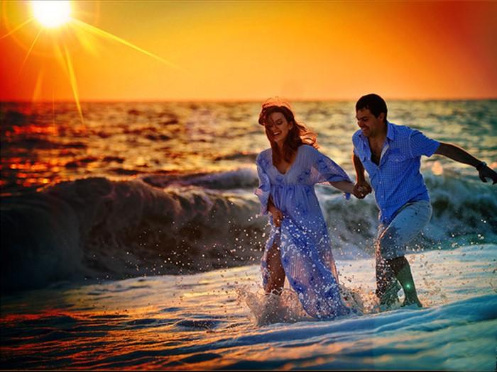 Четыре волшебных шага к любви и гармонии