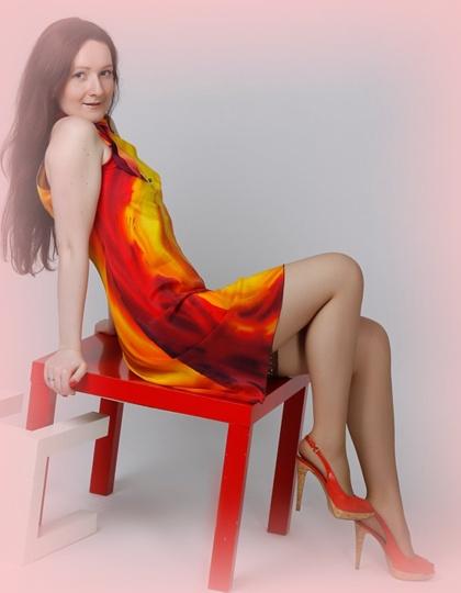 Мария Щитова . Мастер-класс